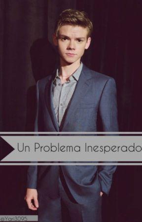 """Un Problema Inesperado """"Thomas Brodie-Sangster y Tú"""" (ADAPTADA) by Yari3095"""