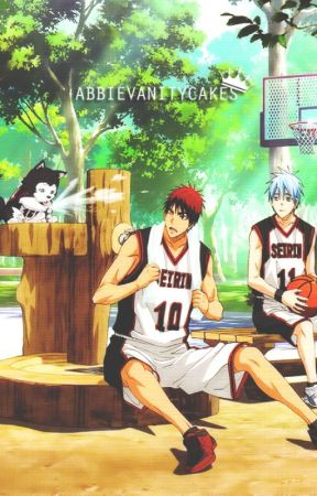 10 Stages Of Love (Kuroko no Basket) DISCONTINUED by AbbieVanityCakes