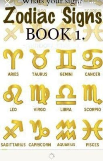 Zodiac signs book 1