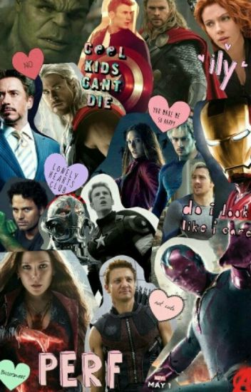 ~The Avengers Preferences~