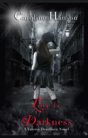 Love is Darkness by carolinehanson