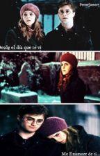 Desde el día que te vi me enamore de ti.{Harry y Hermione} (Editando) by PotterJames7