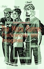 The Maze Runner: Preferences and Imagines by a_leones