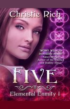 Five by authorchristierich