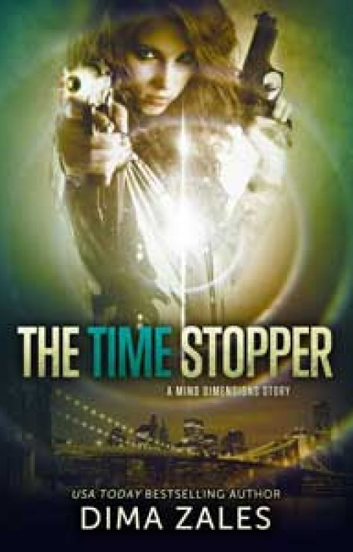 The Time Stopper: A Mind Dimensions Story by dimazales