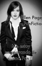 Me estoy enamorando de una Fan-Ellen Page by AlexTheNGBH