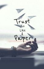Trust Is Like A Paper{Thomas Brodie Sangster} by graceonion