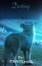 Destiny (Sequel to Sun Wolf) by TMNTLeo03