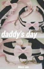 daddy's day // h.s by bloss-om