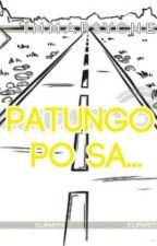 Patungo po sa...(One-shot) by ImmaPsyche