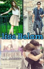 Lise Belam #wattys2015 by CoolPrenses1