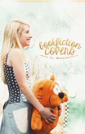 BOOKFICTION covers by BabenkoYeva
