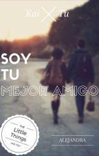 ❤ Soy tu mejor amigo (KAI y tu). EXO by Y4K1T4_Y0M1