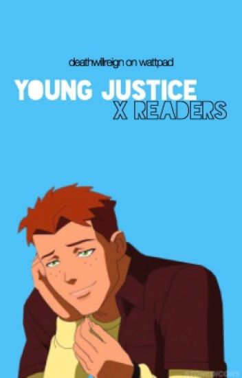 young justice reader inserts