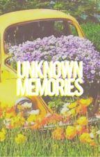 unknown memories ; tmr by kookieskookie