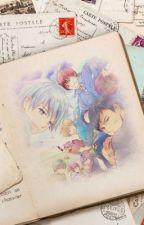You're the Apple of My Eyes ( Kiseki no Sedai x reader ) by lynix_