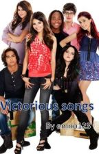 Victorious songs (t.v. show) by emno123