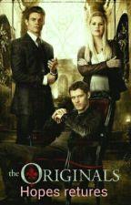The Originals Hope Michealson return by MichelaScicluna
