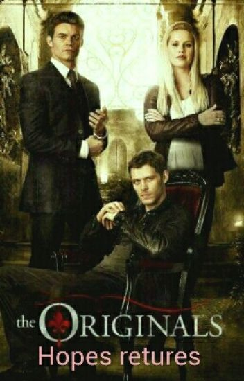 The Originals Hope Michealson return