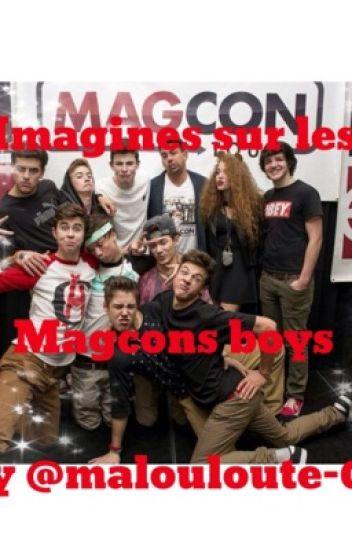 Imagines sur les Magcons boys