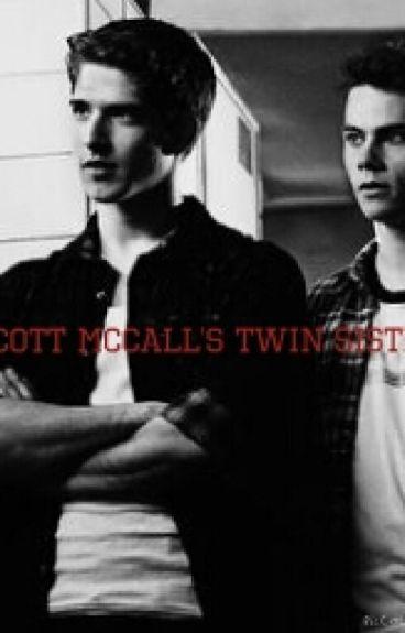 Scott McCall's Twin Sister