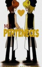 |¡Me perteneces!| [(freddy & Goldie)] [(Yaoi)] by Chica_Pyrope