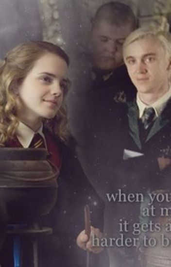 Who is the one? (dramione love story)