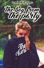 The Boy From The Party by randomthingsbyme