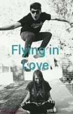 Flying into love (Jcpenny fanfiction) by lookingatnature