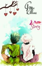 Gon×Killua Love story by Inugome5