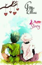Gon×Killua Love story by Inugome5