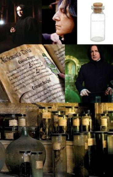 Loco por ella | Severus Snape y Juliet Howard