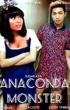Anaconda Monster  |  NickMons. by Sugaraya