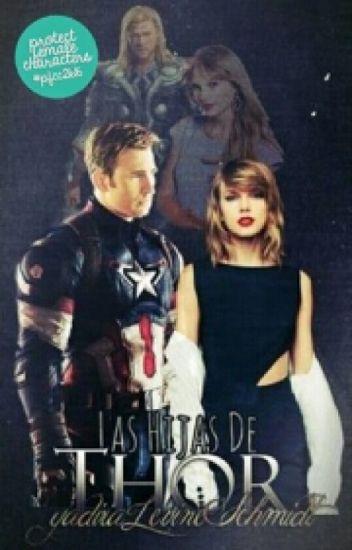 Las hijas de Thor[Steve Rogers / Capitán América ] EDITANDO