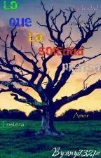 Lo Que La Soledad Piensa by anyi132pc