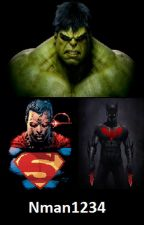 Superhero Facts by Nman1234