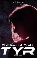 Children of Dreki: Tyr SNEAK PEEK by NrTupper