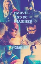 Marvel & DC Imagines by btchjrk