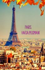 Paris by HafsamUsmani
