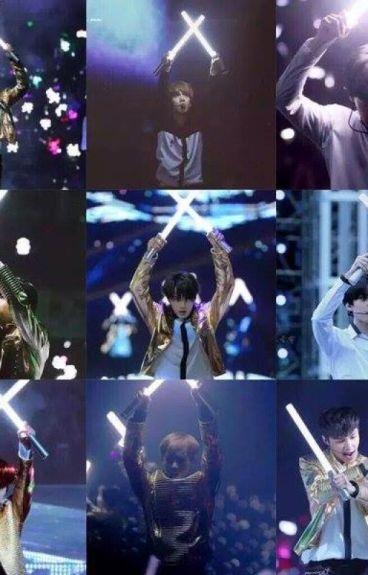 تخيلات عن فرقة اكسوImagine about  exo
