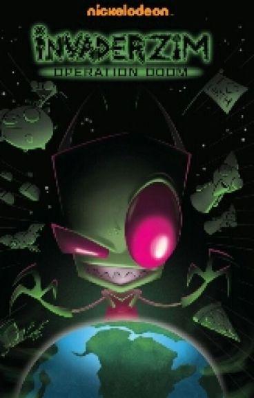 Invader Zim Character x reader