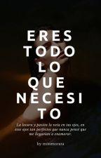 Eres todo lo que necesito |James Rodríguez| by lilyjco
