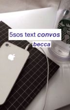 5SOS Text Convos by halsied