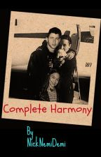Complete Harmony (Sequel to The Missing Lyric- Nemi) by NickNemiDemi