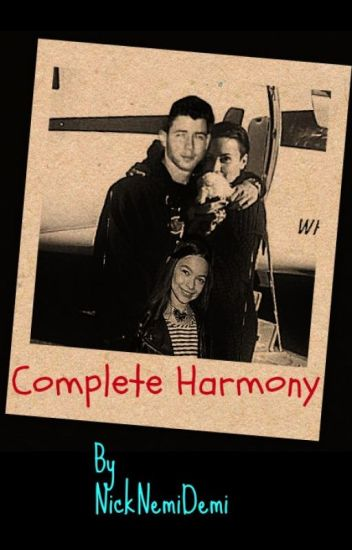 Complete Harmony (Sequel to The Missing Lyric- Nemi)