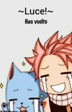 ~Luce!~ || Fairy Tail || by Mysterious_girl138