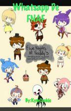 whatsapp de FNAF by KymCookie