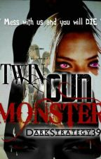 TWIN GUN MONSTER by LadyDark39