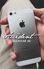 Accident (wolfstar au) by queenofmoondoor