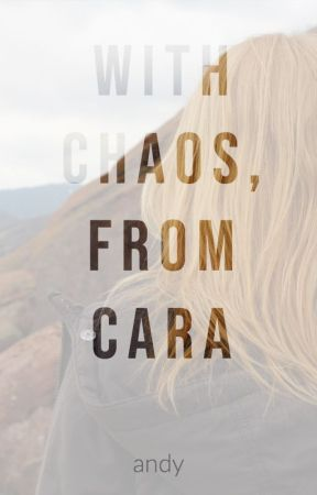 With Chaos, From Cara by _steampunk